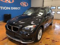 2015 BMW X1 xDrive28i AWD/ PANO ROOF/ HEATED SEATS & WHEEL/ C...