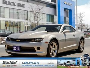 2014 Chevrolet Camaro 2LT GORGEOUS ONE OWNER SAFETY AND RECON...