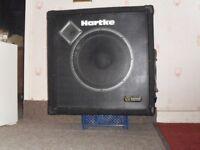 Hartke VX115 300 w Bass Loudspeaker