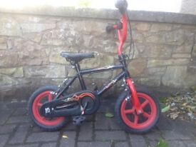 Children's bike Size 12