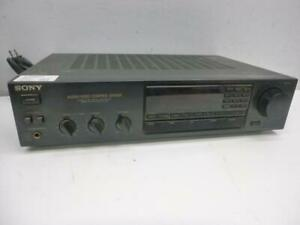 Sony FM/AM Tuner - We Buy & Sell Used Stereo Systems at Cash Pawn! 118034 - AL420409