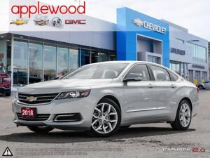 2018 Chevrolet Impala 2LZ RARE 2LZ WITH PANORAMIC SUNROOF, LE...