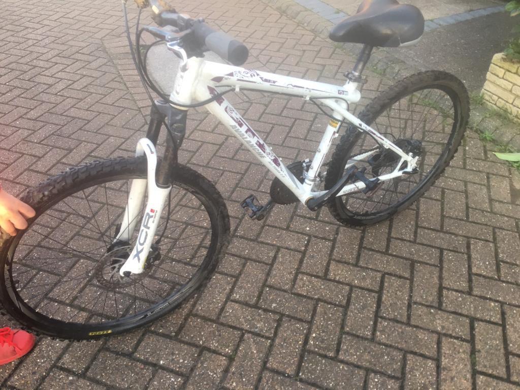 GT mountain bike spares repair