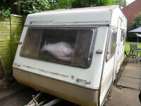 Caravan for sale . Marauder caravan sleeps 5/6 for sale. Clean tidy ready for use