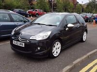 2010 Citroen DS3 1.6 HDi. **Very Efficient: 78.5 mpg (Extra Urban) £20 Road tax**