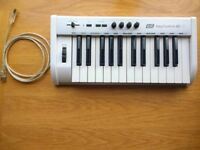 Midi Keyboard 25 Key USB