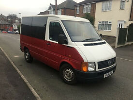 2001*VOLKSWAGEN LT35 2.5 TDI SWB*9 SEATER*PRIVACY WINDOWS*5 MONTHS MOT*MANUAL GEARBOX