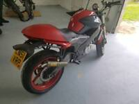 Cagiva planet 125 not mito rs r125