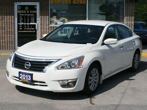 2013 Nissan Altima 2.5 AND AIR
