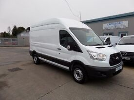 FORD TRANSIT NEW MODEL 350 LWB H/ROOF 6/6/14 50783 MILE