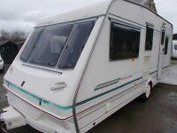 1999 Abbey County Stafford 5 Berth Cheap Caravan