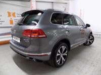Volkswagen Touareg V6 R-LINE TDI BLUEMOTION TECHNOLOGY (grey) 2017-07-25