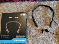 Sennheiser Momentum Wireless In ear Bluetooth Headphones.