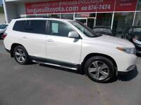 2011 TOYOTA HIGHLANDER 4WD V6 CUIR-TOIT-BLUETOOTH-7 PASSAGERS