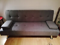 Sofabed (click-clack) in excellent condition available £30