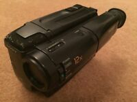 Sony camcorder 1997 handycam *** TESTED & FULLY OPERATIONAL ***