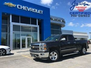 2014 Chevrolet Silverado 1500 LTZ 5.3L V8 HEATED/COOLED SEATS ON