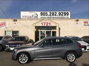 2012 BMW X1 xDrive28i, AWD, Pano Roof, WE APPROVE ALL CREDIT
