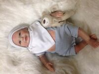 "Reborn Baby Doll "" Jack "" Realistic Newborn Lifelike"