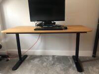 Desk-IKEA Bekant