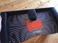 Lascal Maxi Buggy Board, great condition
