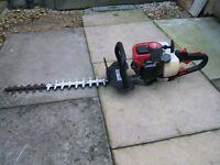 Mountfield petrol hedge cutter