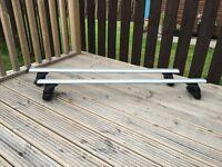 Thule roof bars & feet