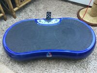 Gym Master ultra thin vibration plate