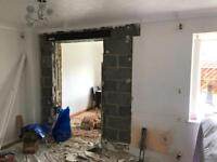 BC Plastering and building works