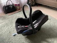 Maxi-Cosi CabrioFix baby car seat USED