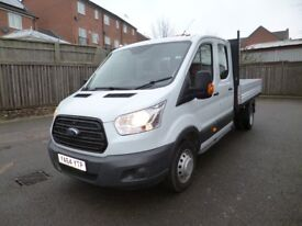 Ford Transit 290 TREND SHR P/V One Owner FSH MOT Warranty AA Breakdown