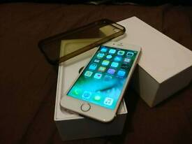 *Apple iPhone 6s 64gb Rose Gold- FACTORY UNLOCKED fault