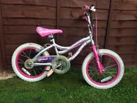 Girls magna sheer bike