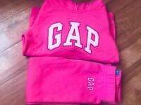 Girls Gap tracksuit