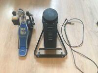 Roland KD-8 Kick Trigger Drum Pad + BigDog Kick Pedal