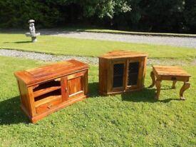 Sheesham Indian Solid Wood Multi Grain Furniture