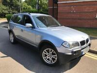 2006 BMW X3 2.0 Diesel very clean car £2695