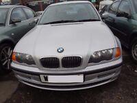 BREAKING - BMW 323I SE 2.5L Petrol Saloon 168BHP ----2000