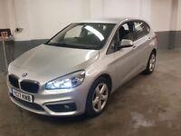 BMW 2 Series 216D SE 2017 LOW MILEAGE