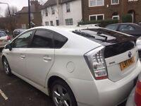 PCO rent/hire Toyota Prius 100 PW