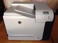 Hp Laserjet 500 m551 Colour color network printer