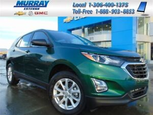 2018 Chevrolet Equinox LS 1.5t AWD *Remote start *Heated seats *
