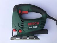 Bosch Jigsaw PST 680 E - Low Vibration - FULLY CHECKED AND GREASED