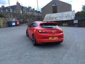 Vauxhall Astra J vxr