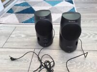 SONY SRS-A15 SPEAKERS