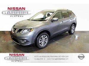 2015 Nissan Rogue SL AWD BAS KM+JAMAIS ACCIDENTE+CUIR+TOIT+GPS+M