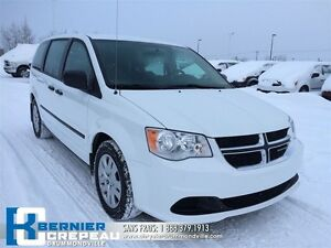 2016 Dodge Grand Caravan SE **A/C, PRISE AUX, REGULATEUR DE VITE