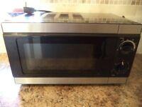 Tesco microwave oven 1200watt - good working order