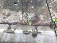 Shower screen (new) - frameless