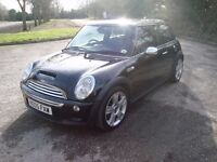 Mini cooper S supercharged. New MOT, Just serviced, only 81,000 miles